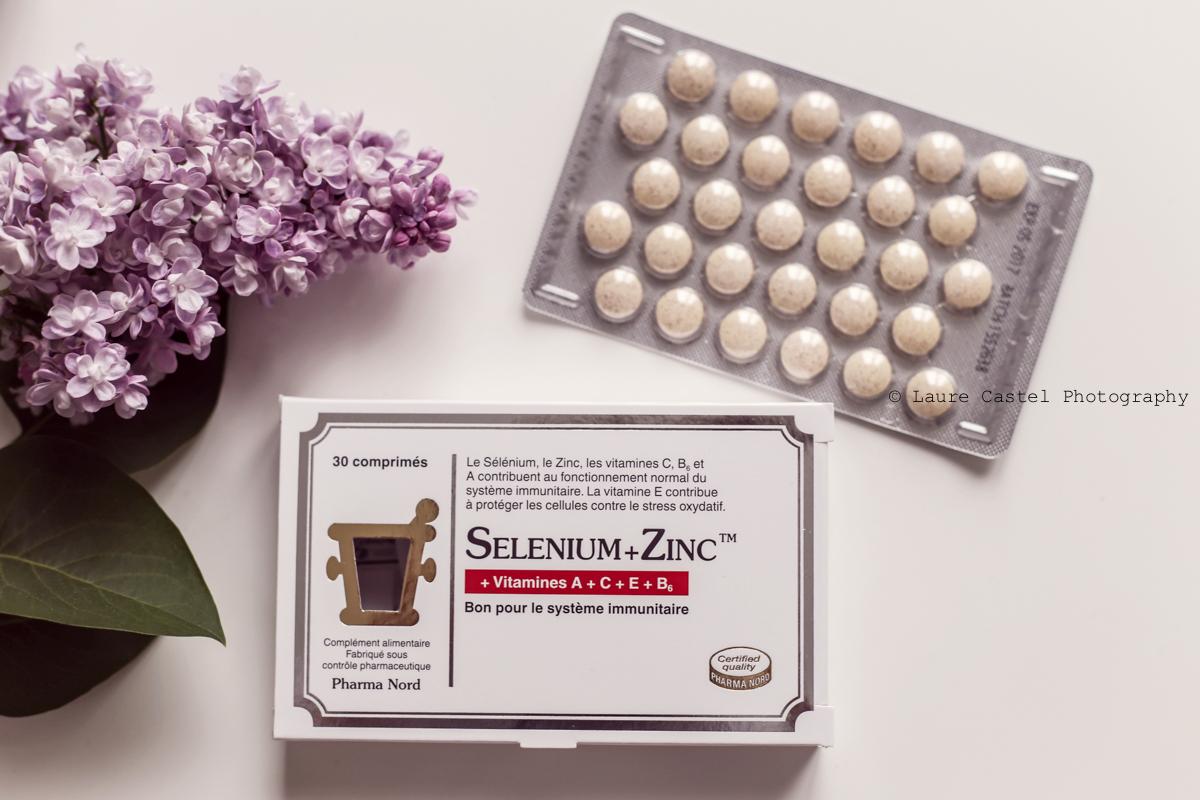 Complements alimentaires Selenium Zinc Pharma Nord avis