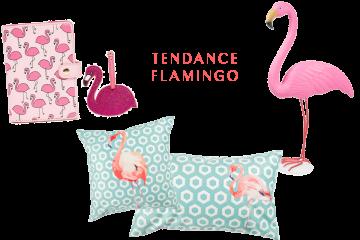 Flamant rose flamingo maisons du monde