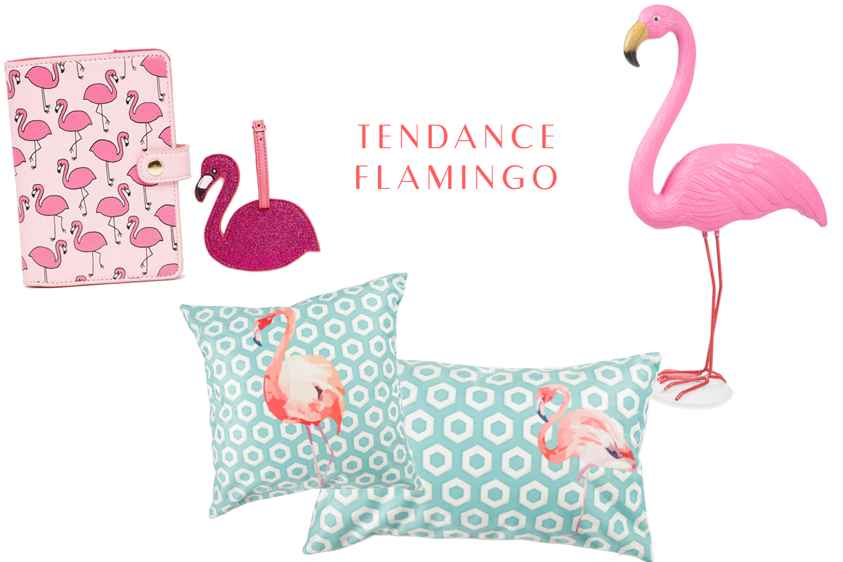 d co la tendance flamant rose les petits riens. Black Bedroom Furniture Sets. Home Design Ideas