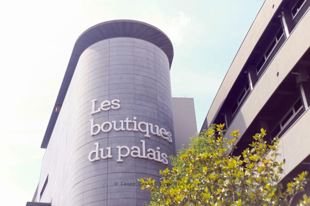 Les Boutiques du Palais shopping centre commercial