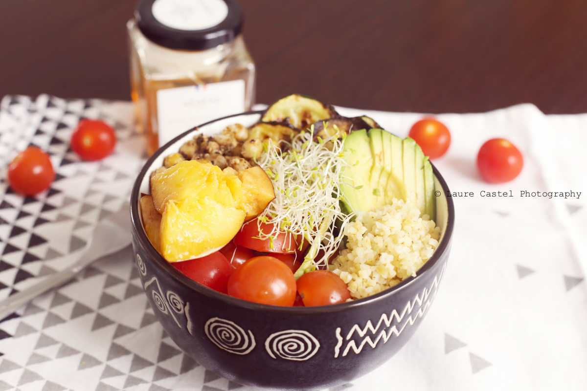 Buddha bowl recette