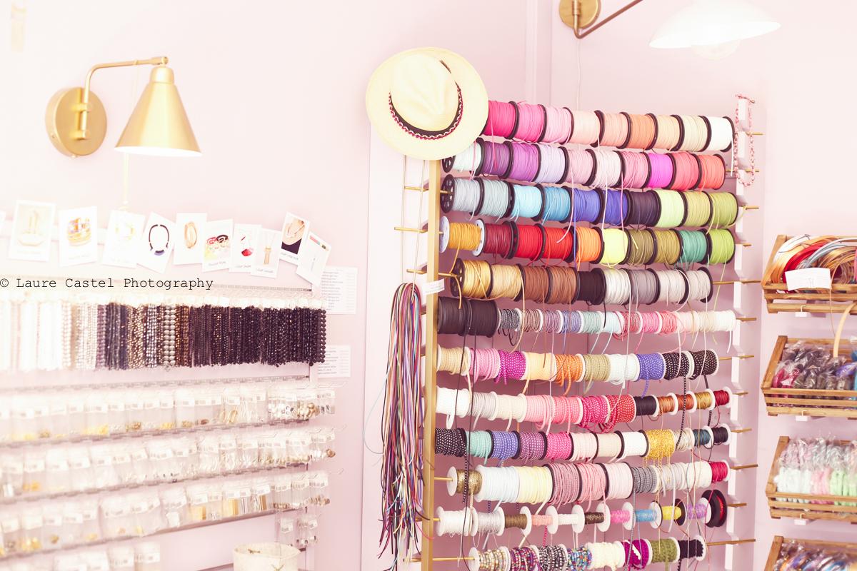 Perles Corner boutique de perles Paris