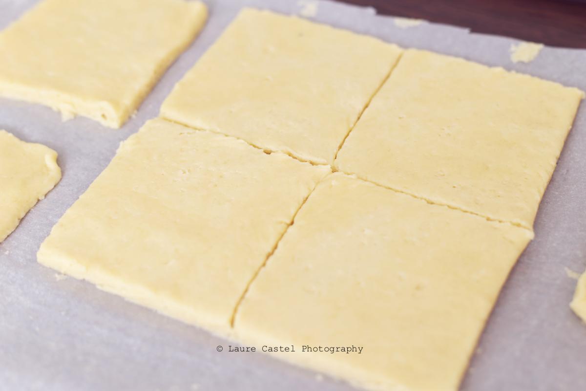 Tartelette aux mûres recette