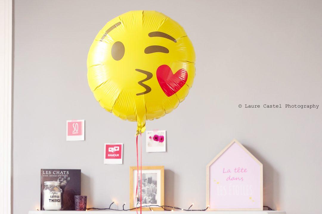 Ballon surprise ballon gonflé à l'hélium