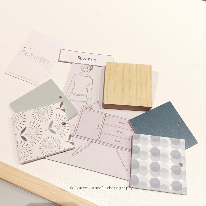 Chouette Fabrique meuble vintage scandinave français
