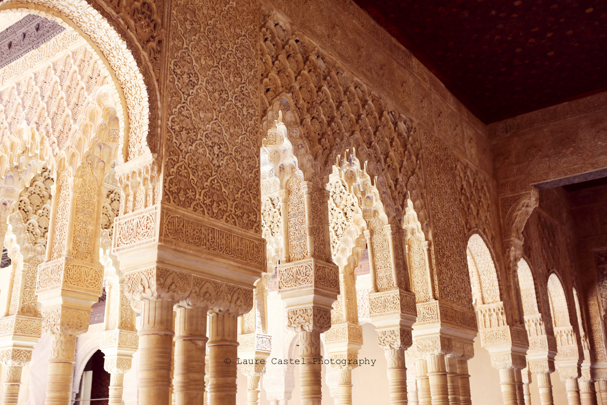 Alhambra Grenade Andalousie