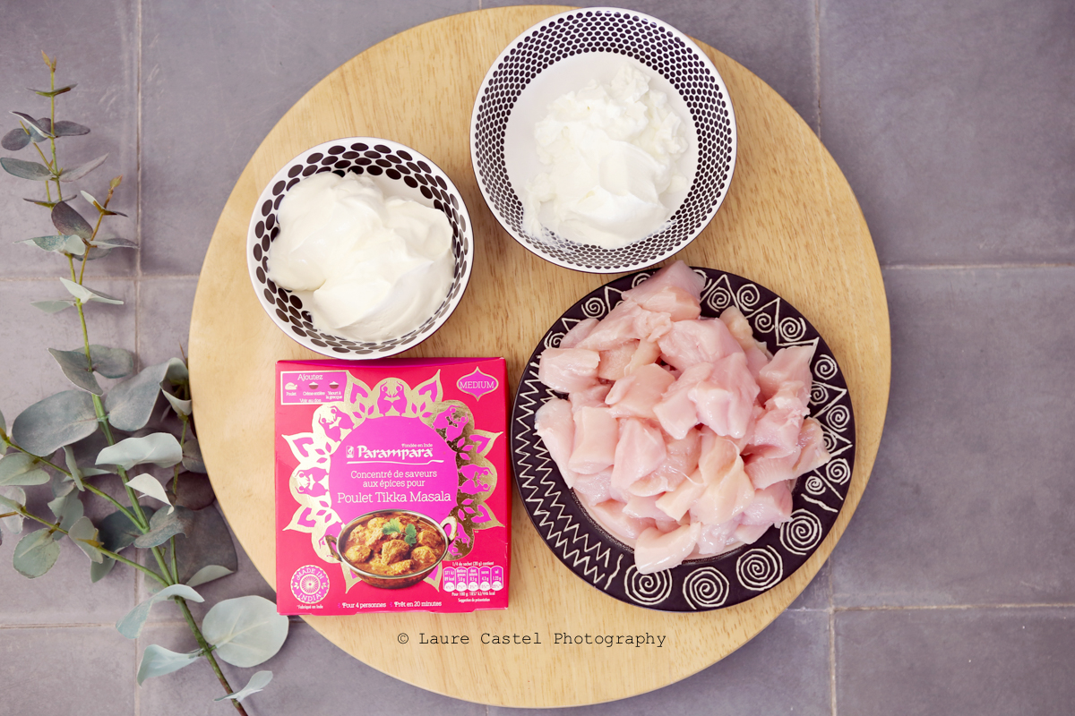 Parampara kit cuisine indienne avis