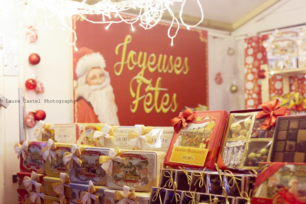 Le Village de Noël aux Invalides 2016