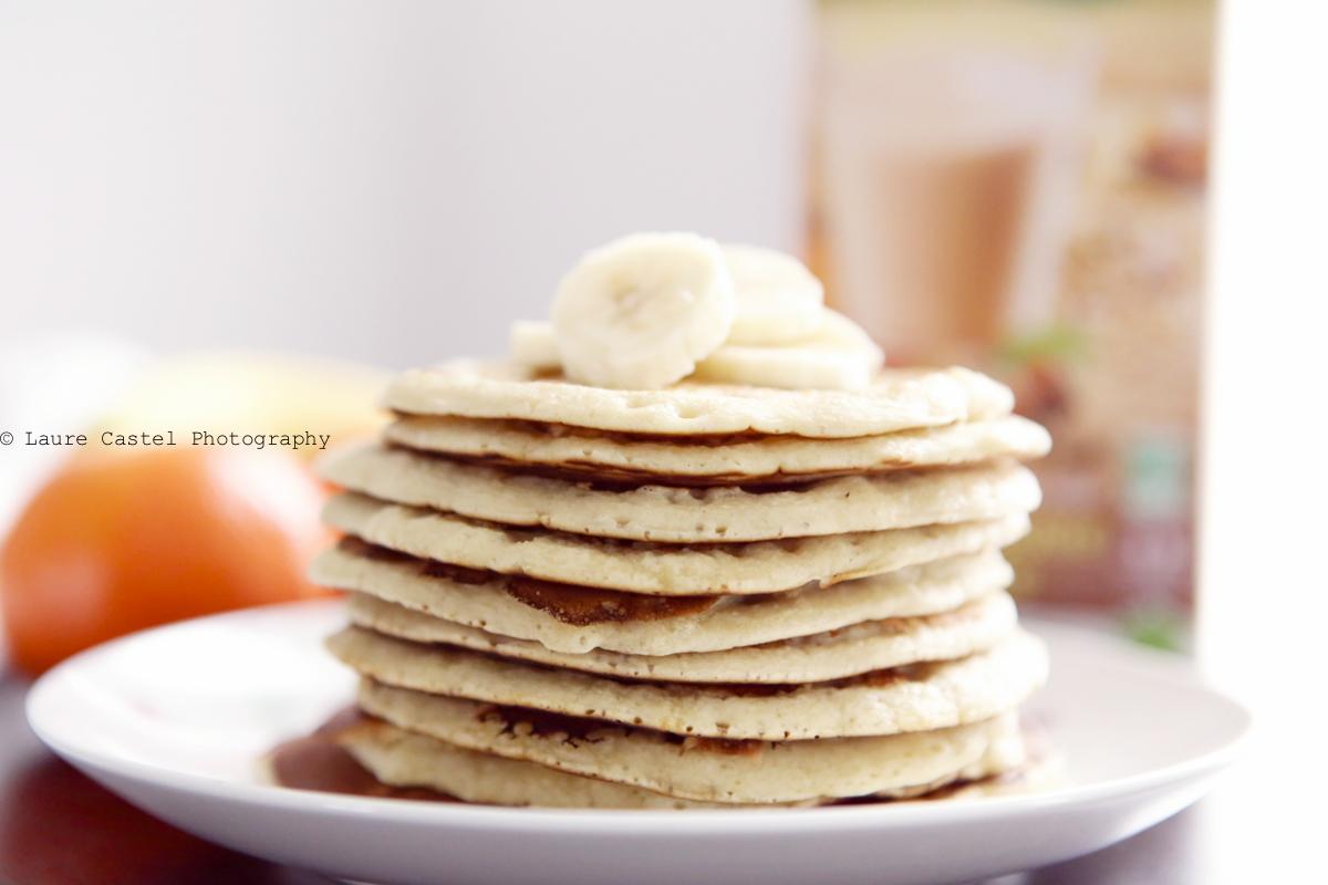 concours des pancakes au lait de soja les petits riens. Black Bedroom Furniture Sets. Home Design Ideas