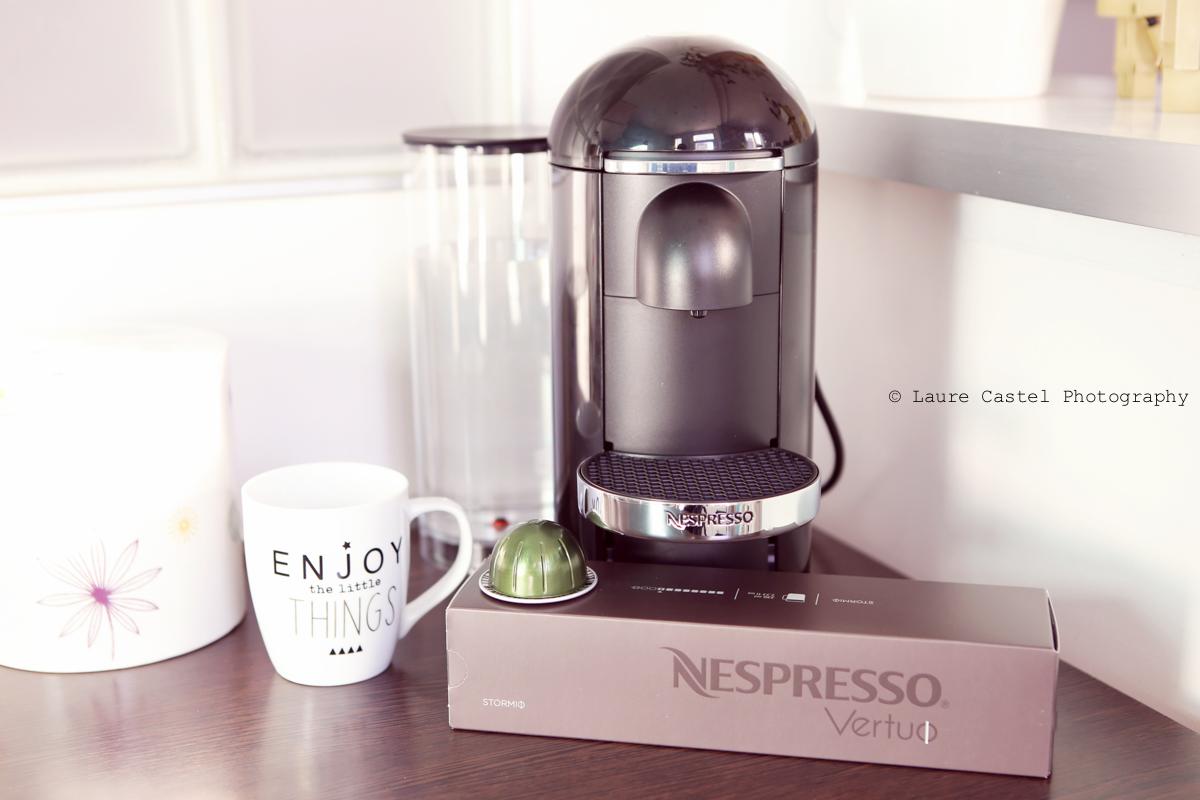 Un café long avec ma Vertuo de Nespresso | Les Petits Riens