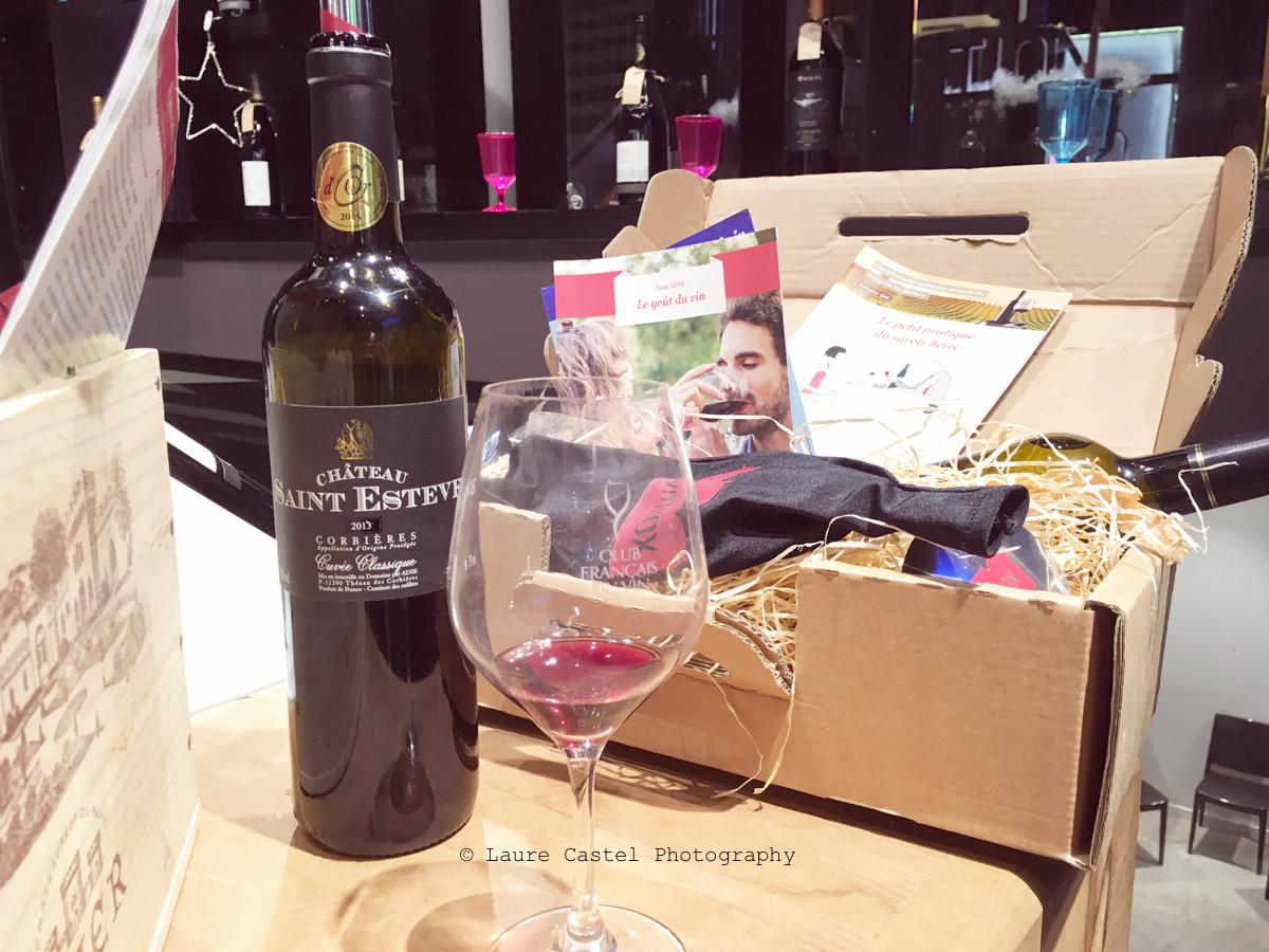 VitiBox box vin dégustation