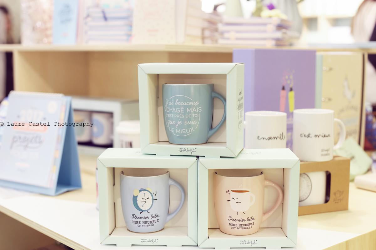 Mr Wonderful mug objet déco