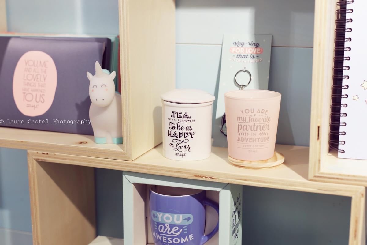 Mr Wonderful licorne mug
