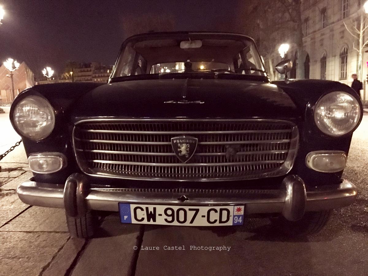 Paris balade insolite voiture de collection