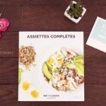 Livre Assiettes Complètes édition Marabout