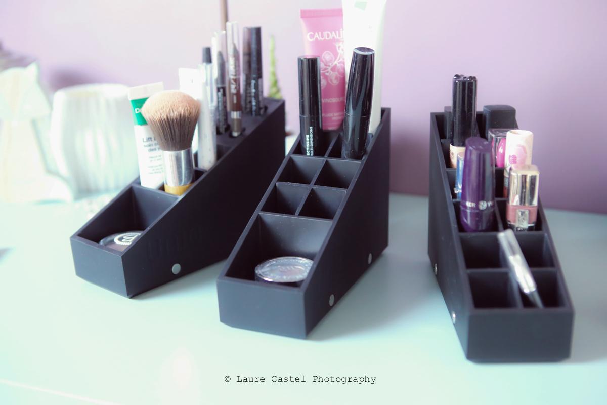 Rangement modulable maquillage UNIQ avis