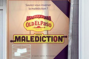 Old El Paso escape game Malediction avis