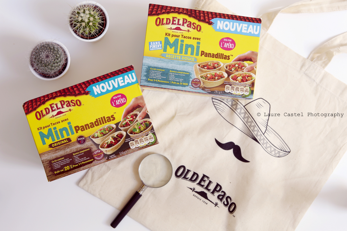 Old El Paso mini panadillas avis