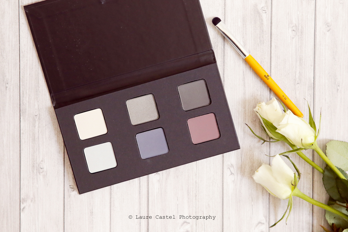 Avril Cosmetiques bio Palette Smoky avis
