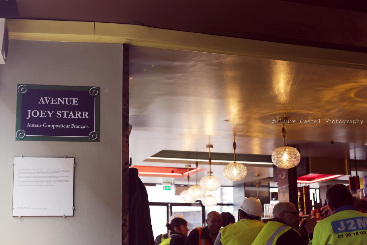 Café La Perle adresse restaurant Paris