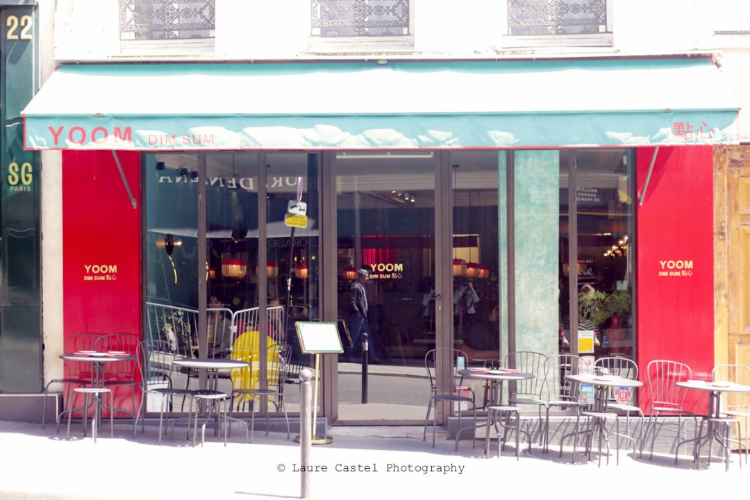 Yoom Restaurant Dim Sum Paris avis