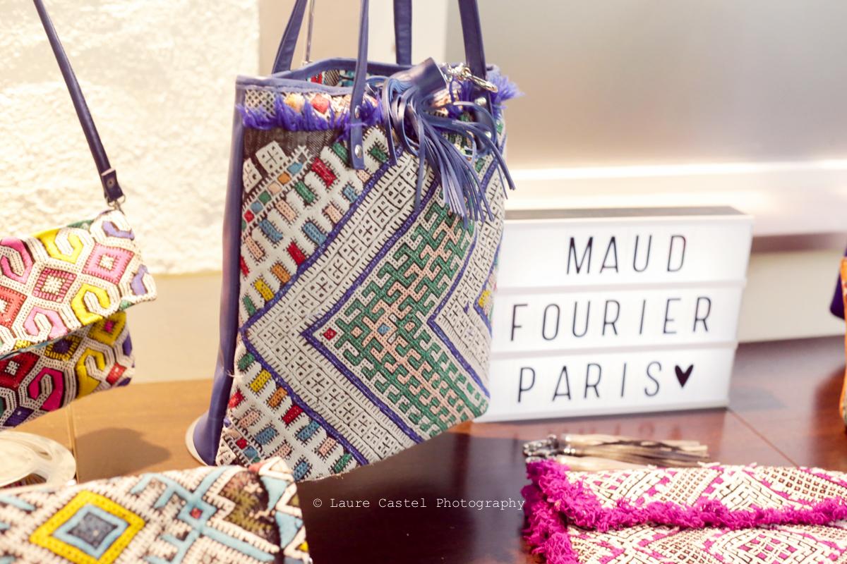 Maud Fourier Paris sacs créatrice