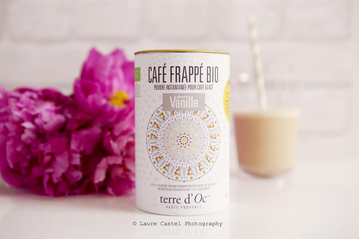 Café Frappé bio Terre d'Oc | Les Petits Riens