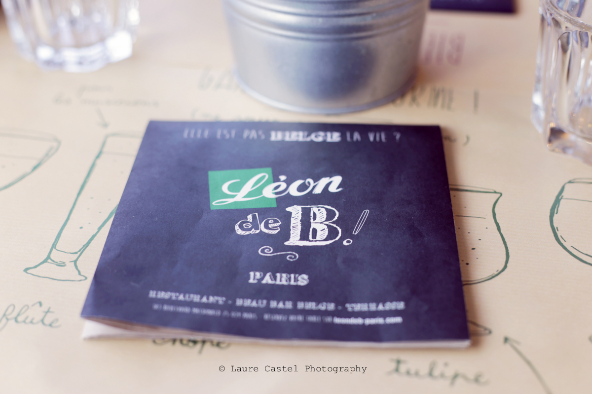 Léon de B. Paris | Les Petits Riens