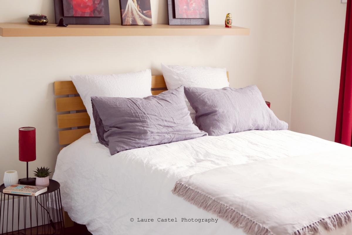 linge de lit lin lavé Compagnie du lit