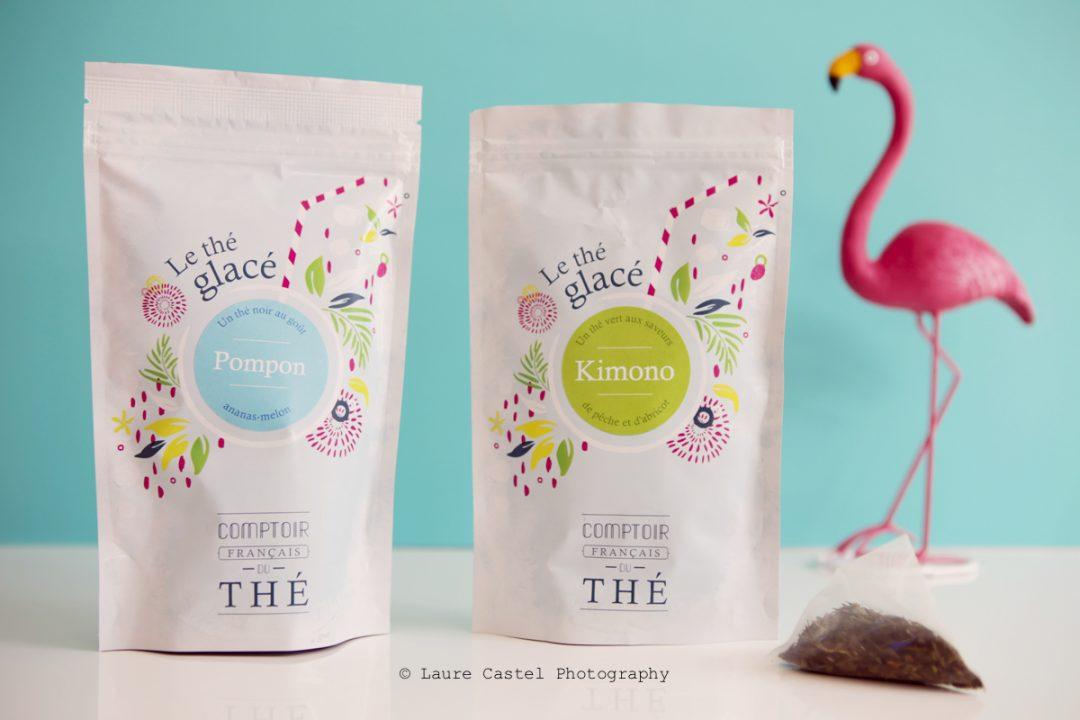 Thé glacé Comptoir Français du thé | Les Petits Riens
