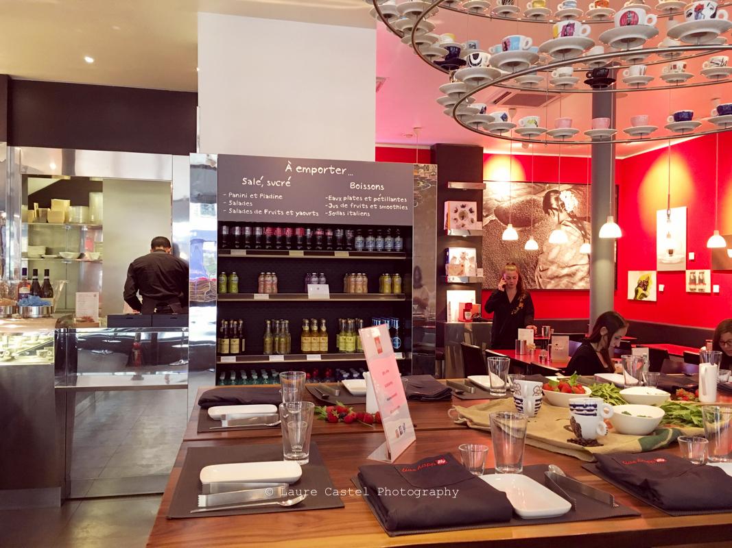 Illy Café adresse à Paris   Les Petits Riens