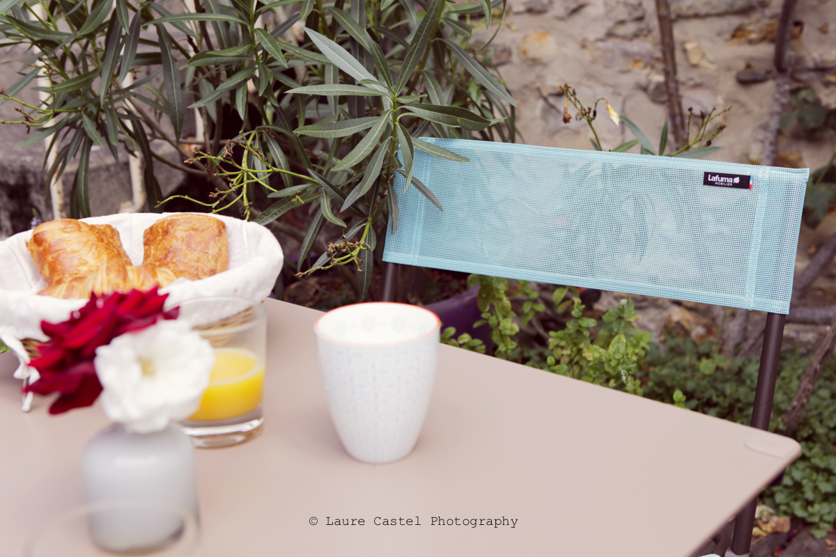 Lafuma Mobilier Table ANYTIME et chaises BALCONY | Les Petits Riens