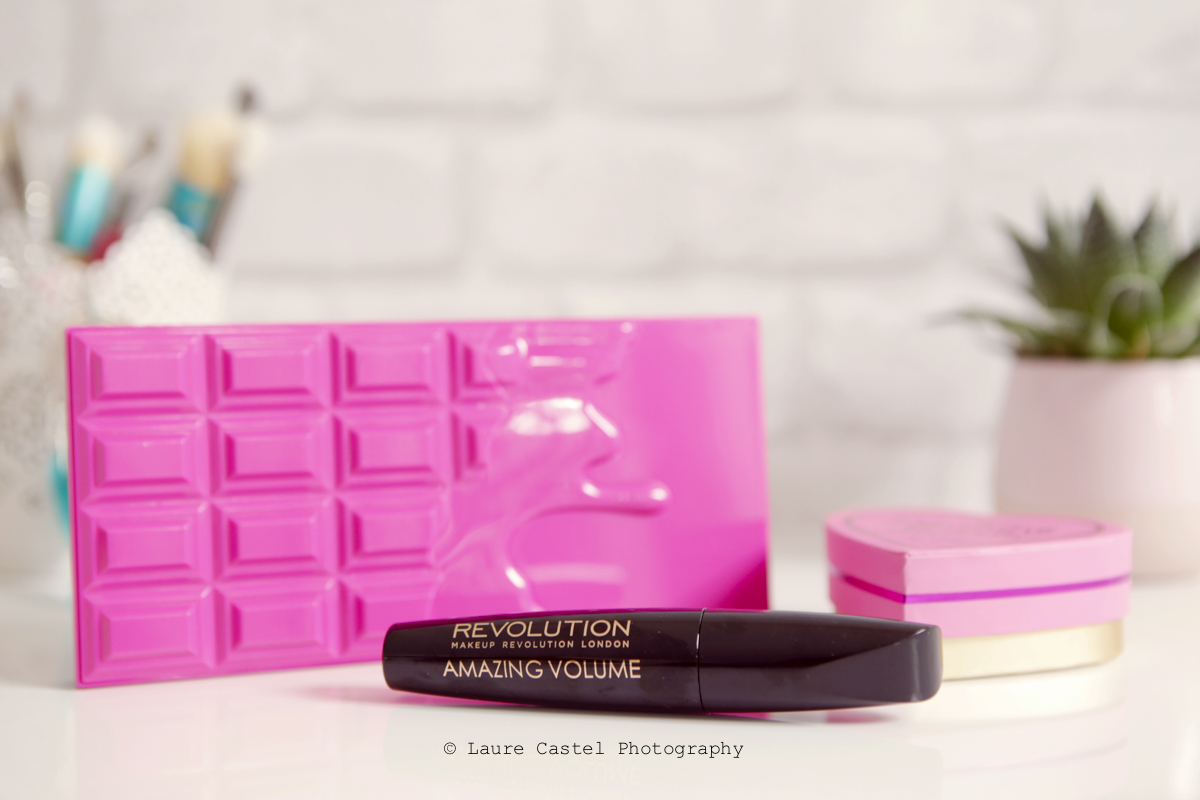 Make Revolution London Mascara Amazing Volume | Les Petits Riens