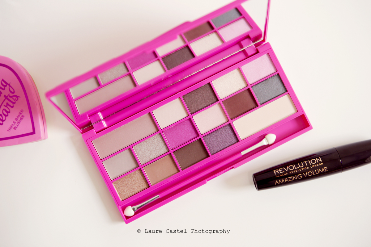 I heart Make Up Palette Chocolate Love | Les Petits Riens