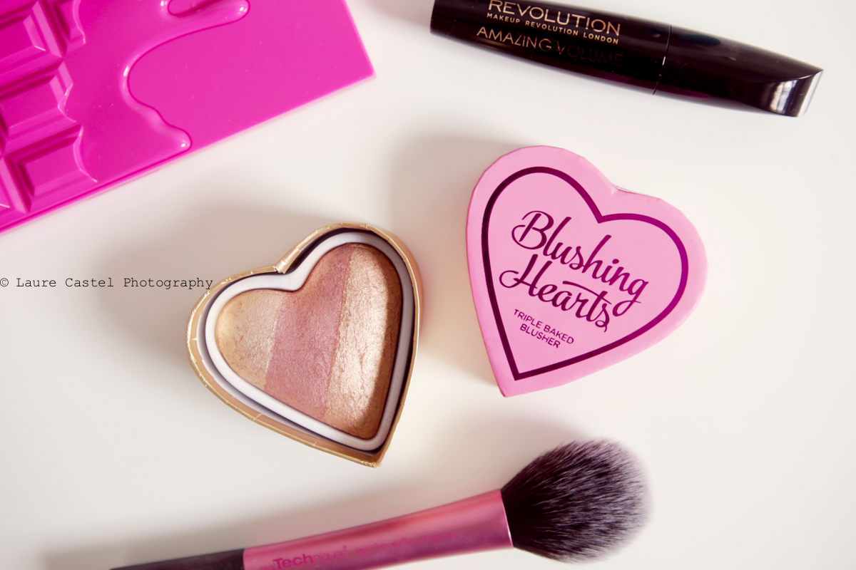 I heart Make Up Blushing Hearts | Les Petits Riens