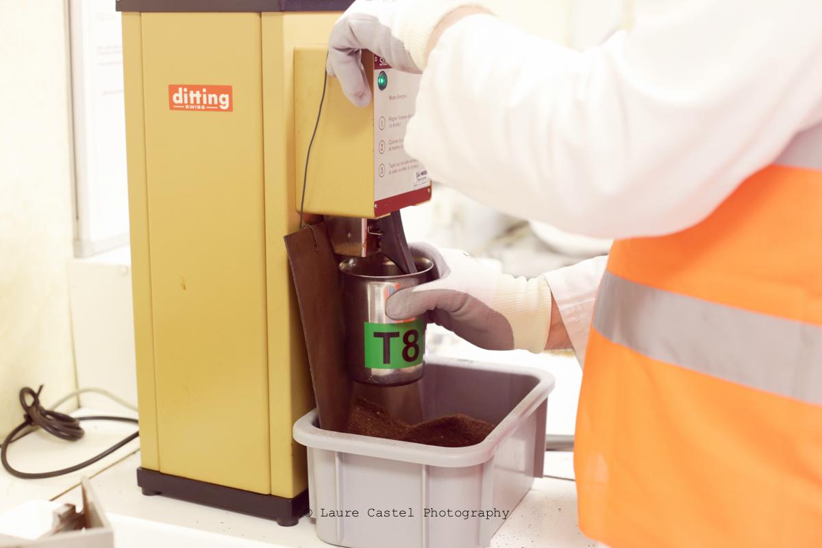 Visite usine Nescafé | Les Petits Riens