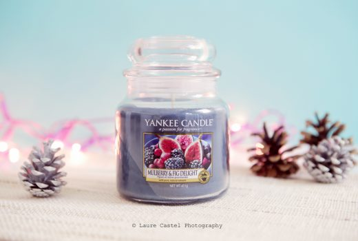 Yankee Candle Fall in Love Mulberry & Fig Delight | Les Petits Riens