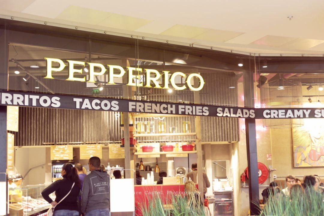 Restaurant Pepperico Les 4 Temps | Les Petits Riens