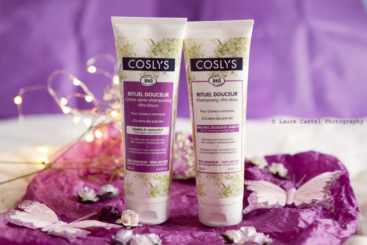 Coslys Champooing et après-shampooing Rituel Douceur | Les Petits Riens