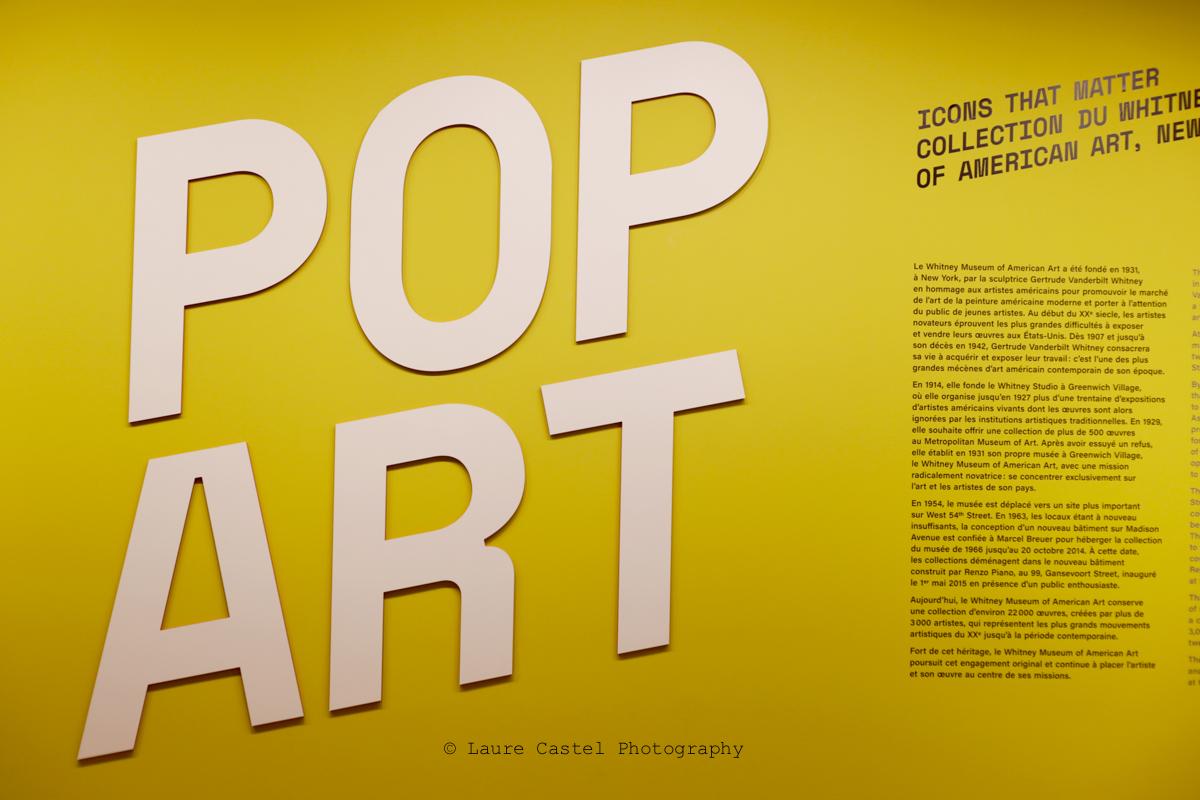 Expo Pop Art musée Maillol | Les Petits Riens