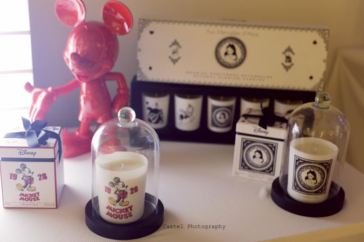 Poulette Fantasy Party bougies Disney | Les Petits Riens