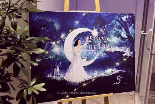 Poulette Fantasy Party | Les Petits Riens