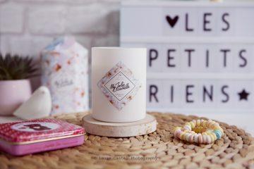 My Jolie Candle Marshmallow grillé | Les Petits Riens
