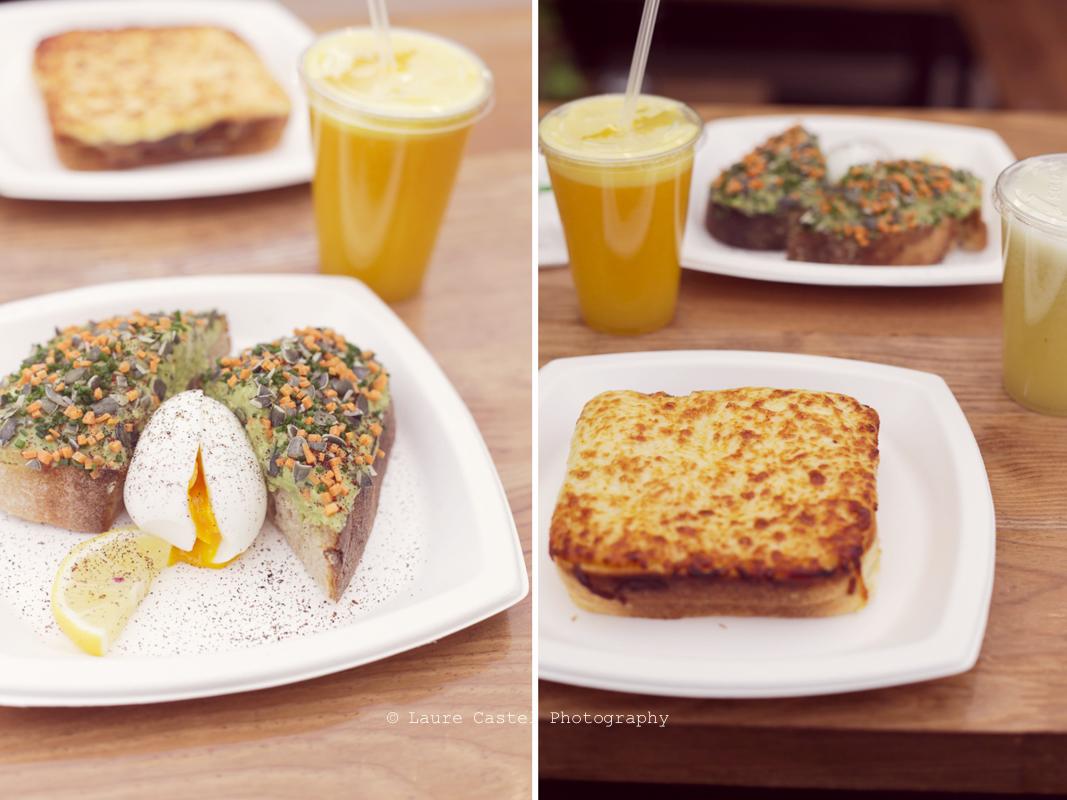Brunch Café La Perle Paris BHV Marais | Les Petits Riens