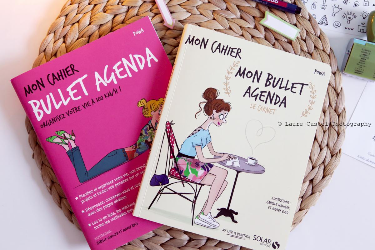 Bullet Journal Mon Bullet Agenda | Les Petits Riens