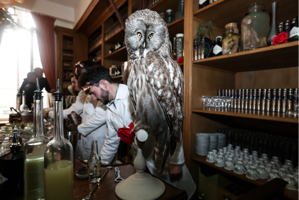 Hendrick's Chambers of the Curious | Les Petits Riens