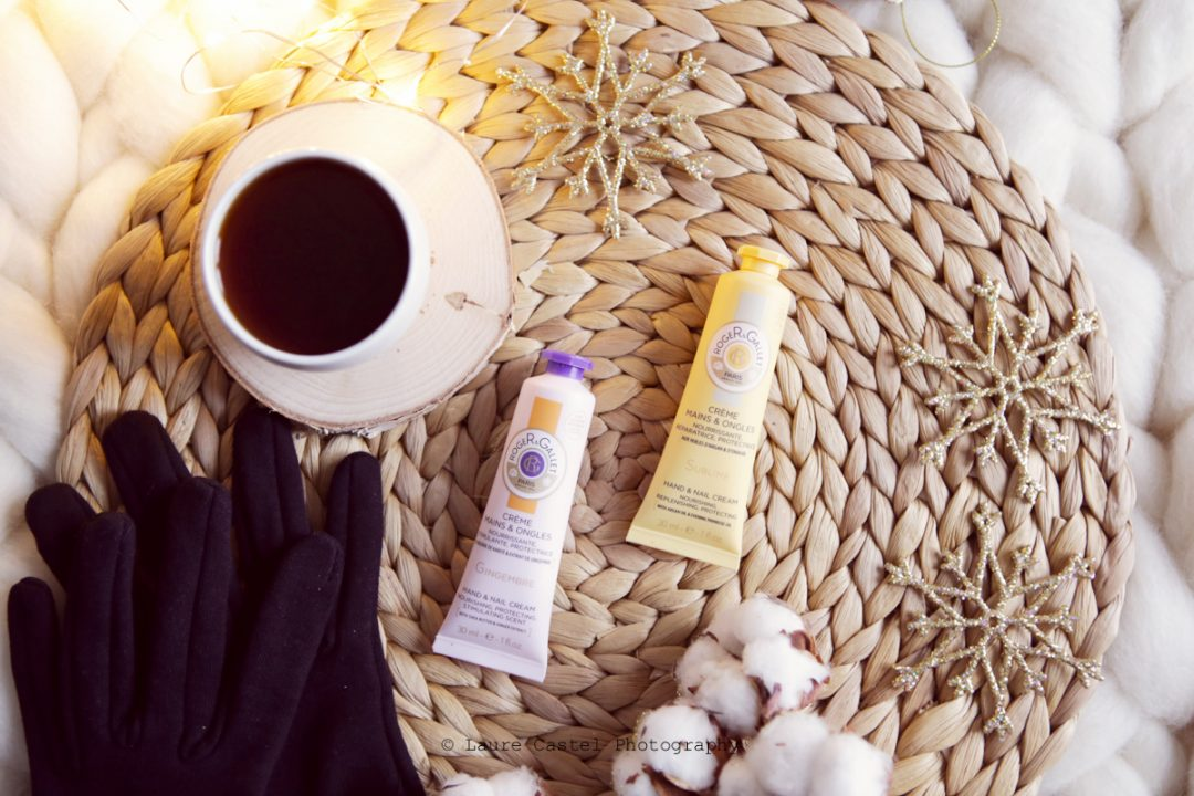 Crèmes mains & ongles Gingembre et Bois d'orange Roger&Gallet | Les Petits Riens