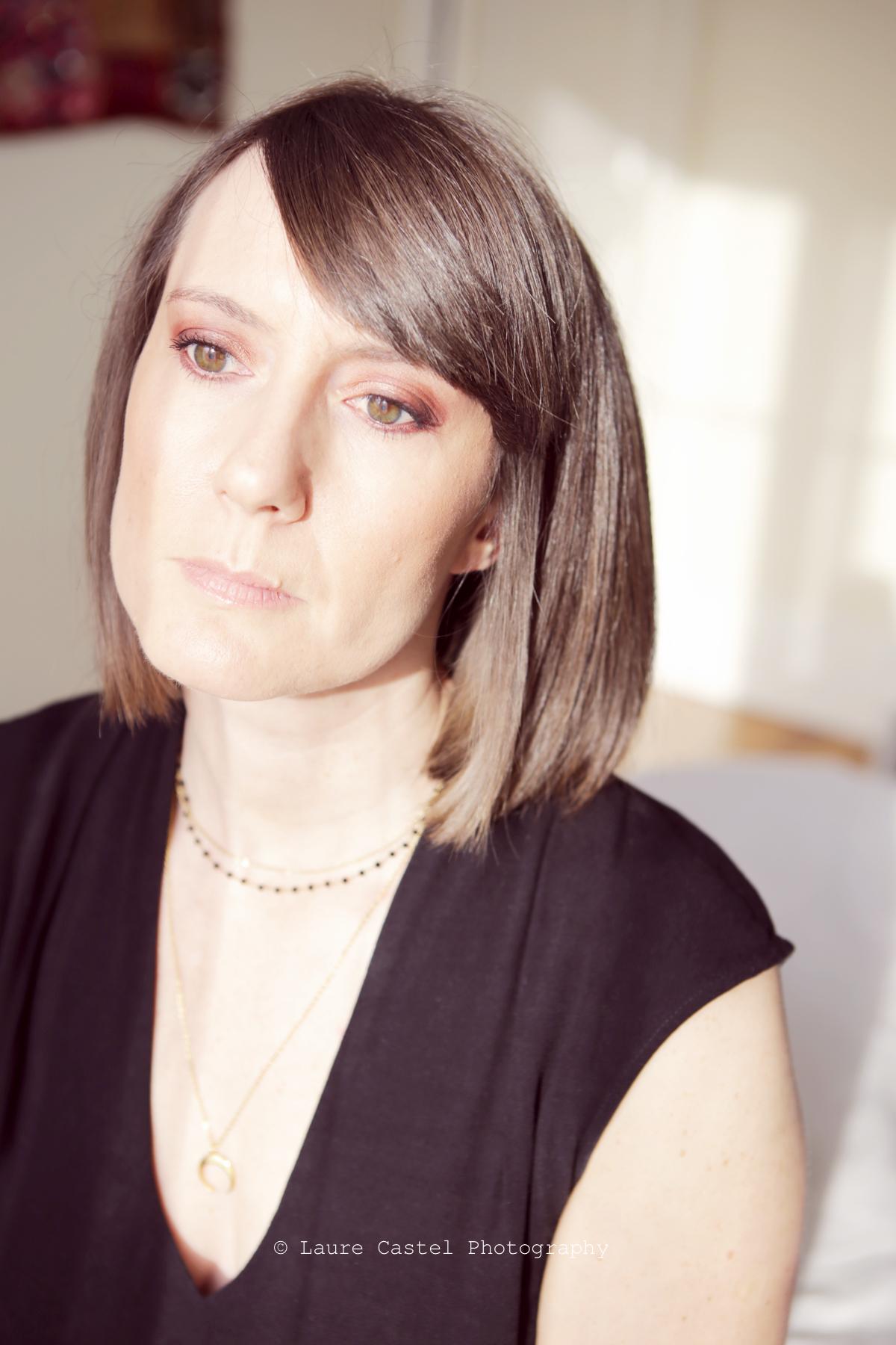 Maquillage avec The Burgundy Bar de Gemey Maybelline | Les Petits Riens