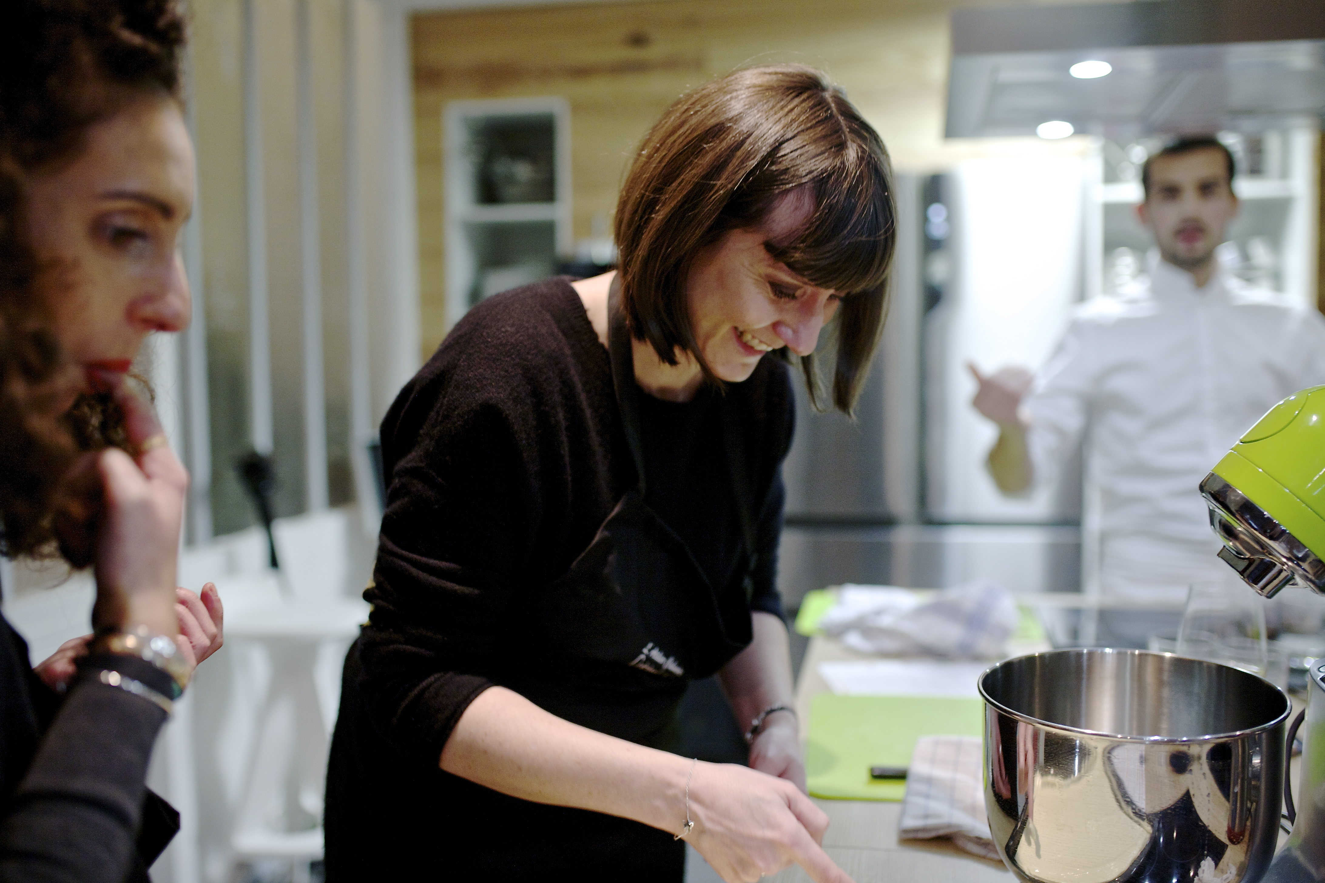 Atelier Cuisine AD bûche de noël | Les Petits Riens