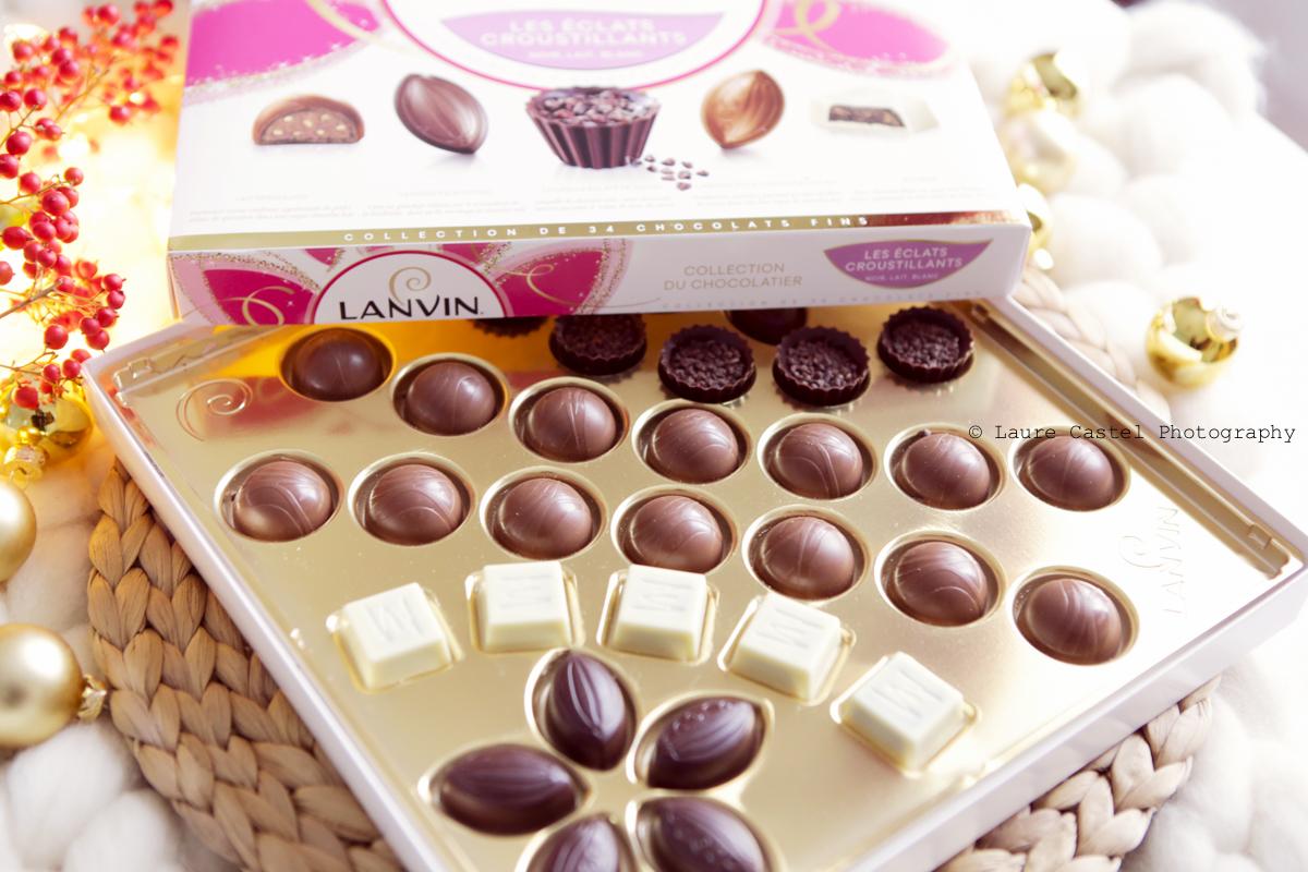 Chocolats Lanvin Les éclats croustillants | Les Petits Riens